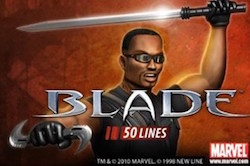 slot 50 linee marvel blade
