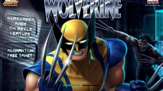 Slot Machine Certificata AAMS Wolverine