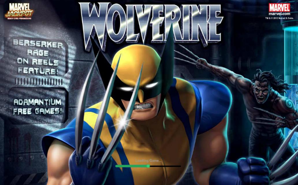 Slot Machine Certificata AAMS Wolverine