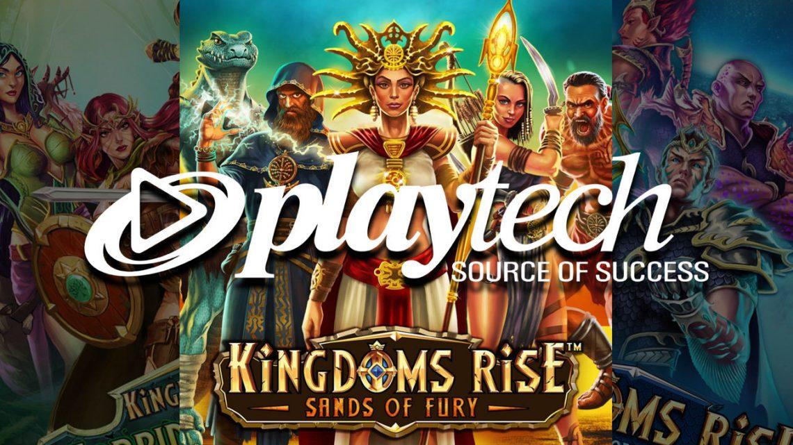 Kingdoms Rise: l'ultima generazione delle slot