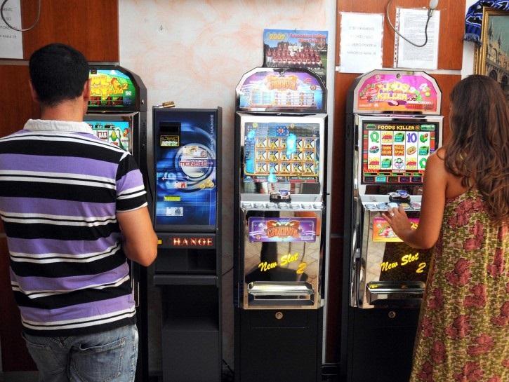 slot machine a Genova