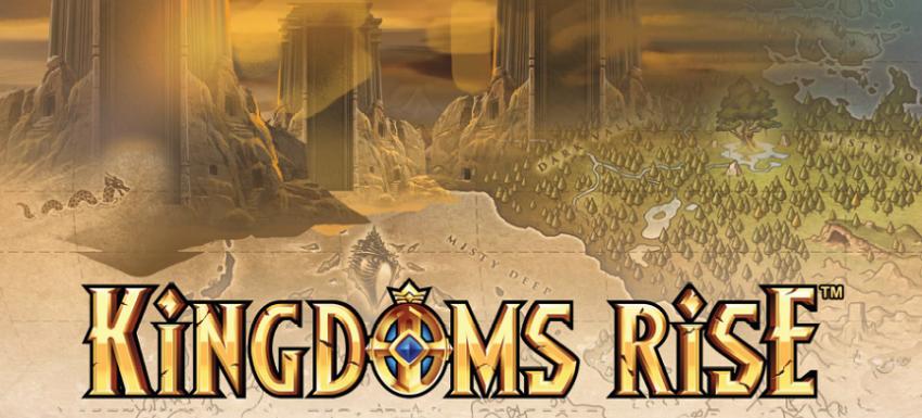 kingdom rise playtech slot